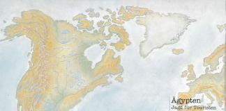 Sauen weltweit, Wapitijagd Nordamerika